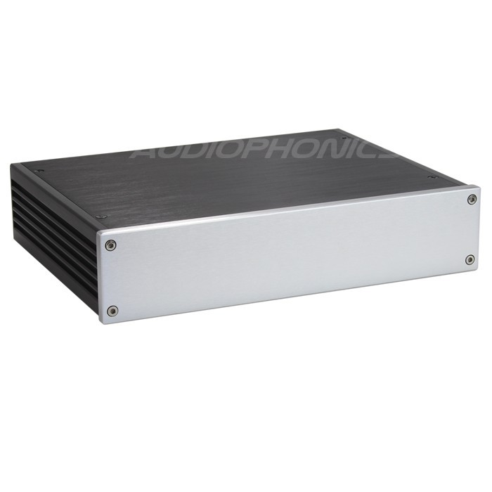 DIY Box / Case Amplifier/DAC 100% Aluminium 280x211x62mm