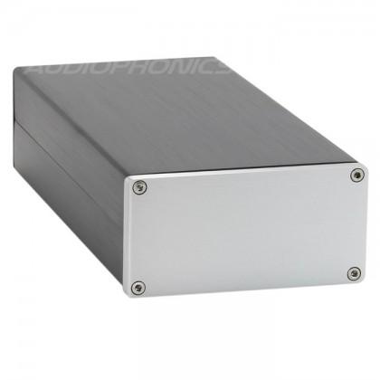 Boitier DIY 100% Aluminium 208x102x50mm
