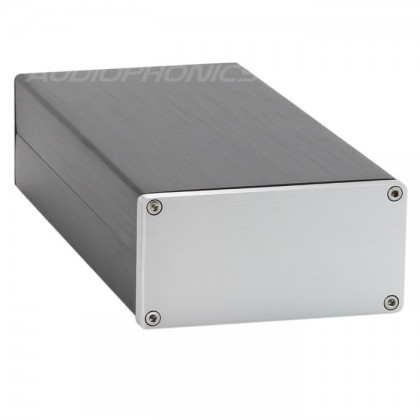 DIY Box / Case 100% Aluminium 208x102x50mm