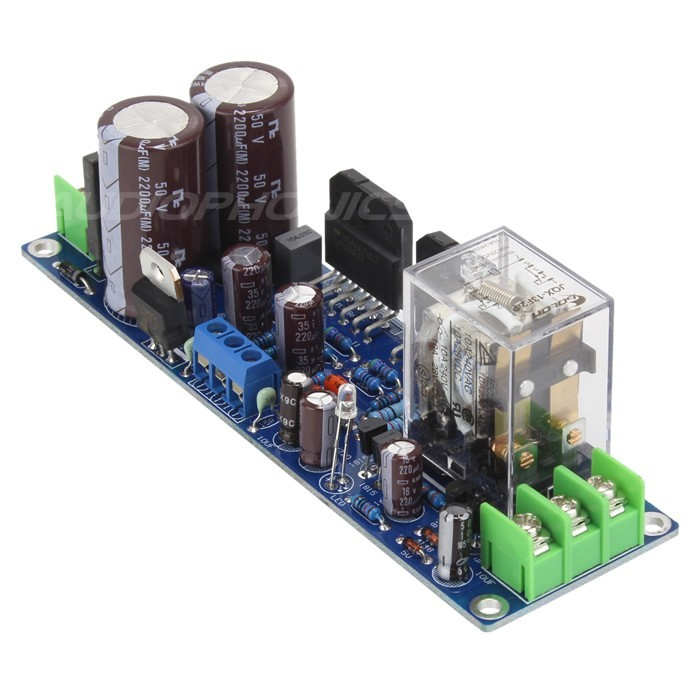 LJ GC LM3886TF Stereo Amplifier Class AB 2x68W