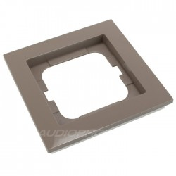 Busch-Jaeger Outlet frame Grey