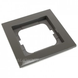 Busch-Jaeger Outlet frame Anthracite Grey