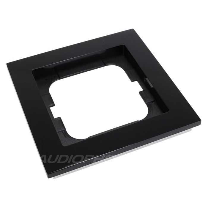 Busch-Jaeger Outlet frame Black