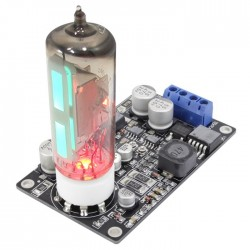 Vacuum tube Vu-meter module 6E2 LED