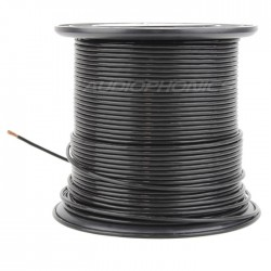 ELECAUDIO FC125TC Wire Wire Copper OCC FEP 2.5mm² (Black)