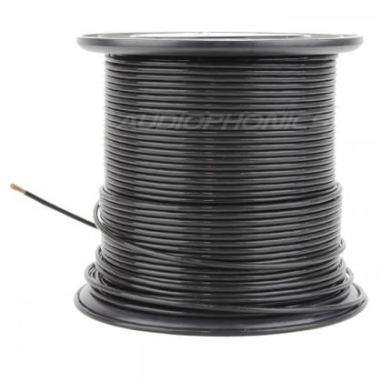 ELECAUDIO FC125TC Cable OCC Copper FEP 2.5mm² (Black)