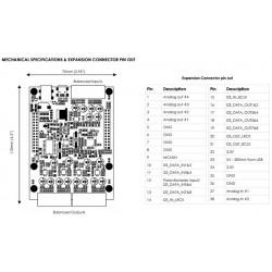 MiniDSP Module 2x4 Processeur Audio Symétrique 2 vers 4 canaux