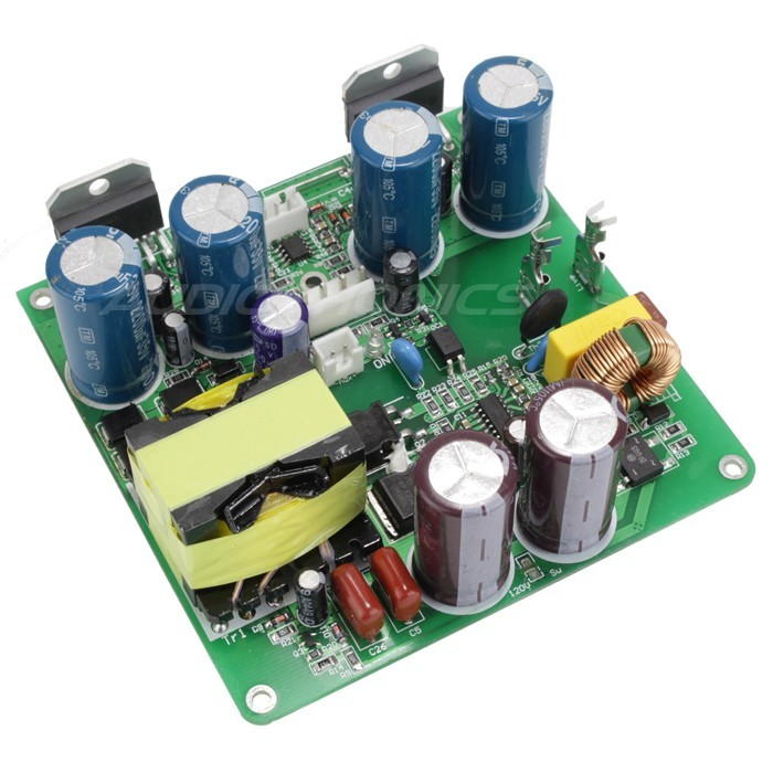 LM3886SMPS Stereo Amplifier Module 2x 60W 4 Ohms LM3886T