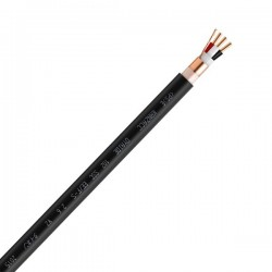 OYAIDE EE / F-S2.6 V2 Power cable 102 SSC copper FEP shielded 3x5.3mm² Ø 14.5mm