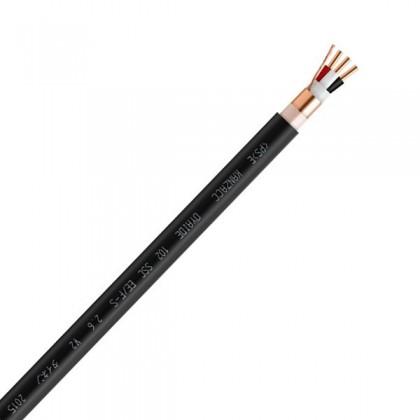 OYAIDE EE / F-S2.6 V2 Câble secteur Cuivre 102 SSC FEP blindé 3x5.3mm² Ø 14.5mm