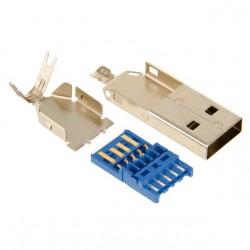 Connecteur USB 3.0 mâle Type A DIY