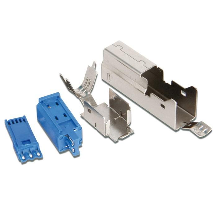Connecteur USB 3.0 mâle Type B DIY