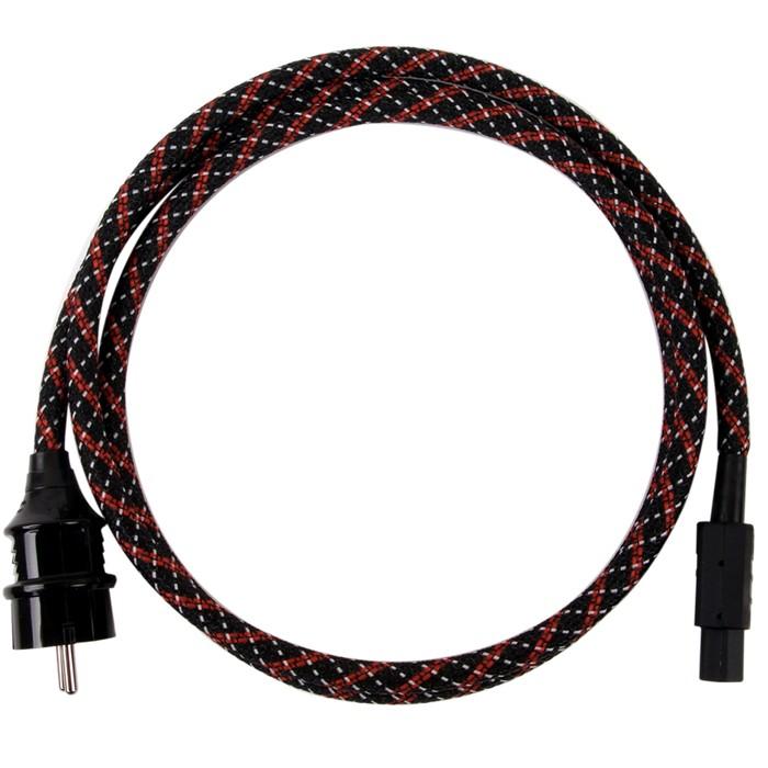 Kit câble DIY Audiophonics Secteur PCG3 Blindé 3x2.5mm² 2.00m