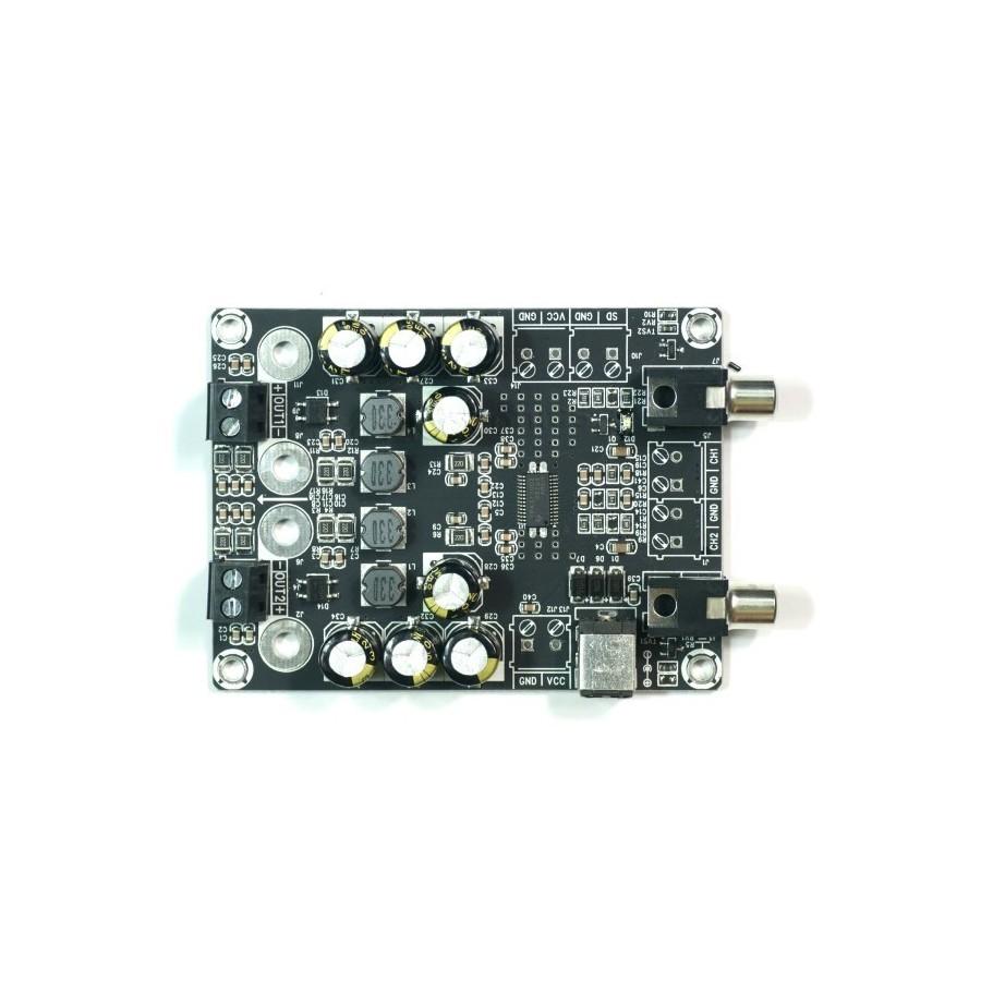 Wondom Aa Ab32996 Amplifier Module Tpa3110 Class D 2 X 15 Watts 8 32 Watt Sure Ohm