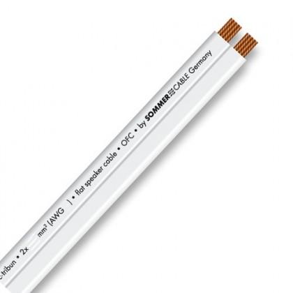 SOMMERCABLE TRIBUN Câble HP plat Cuivre OFC 2x1.5mm²
