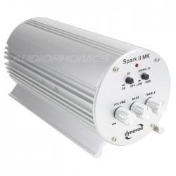 Dynavox Spark II Silver Amplificateur Stéréo 2x50W