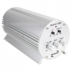 DYNAVOX Spark II Silver Amplifier Stereo 2x50W