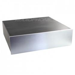 Boîtier DIY 100% Aluminium 430x410x120mm