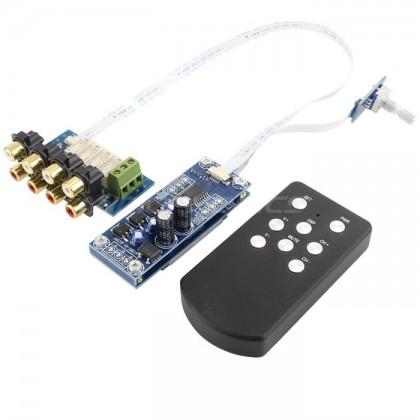 Module Sélecteur de source / Controleur de volume PGA2311 avec écran LCD