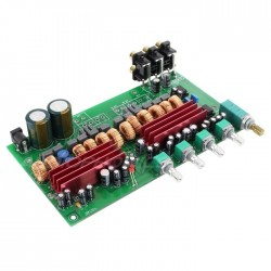 MA-TP02 Module Amplificateur TPA3116 Class D 6 voies 1x100W 2 ohm + 5x50W 4 ohm