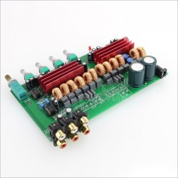 Amplifier Board TPA3116 6 voies 5.1 1x 100W + 5x 50W