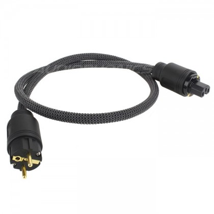 Kit câble DIY W&M Audio Tornado SK-01 CR + SK-02 CR 1.5m