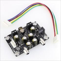 Sure I2S DAC CS4334 Board 24bit 96kHz Headphone Amplifier SGM4809 87mW 32 Ohm