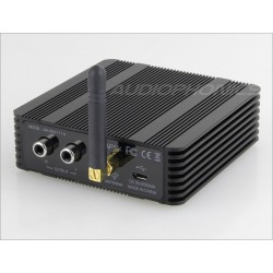 Sure Inspiration Récepteur Audio Bluetooth 4.0 APT-X Boitier Aluminium