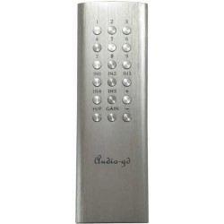 Audio-GD Télécommande Aluminium de remplacement pour appareils