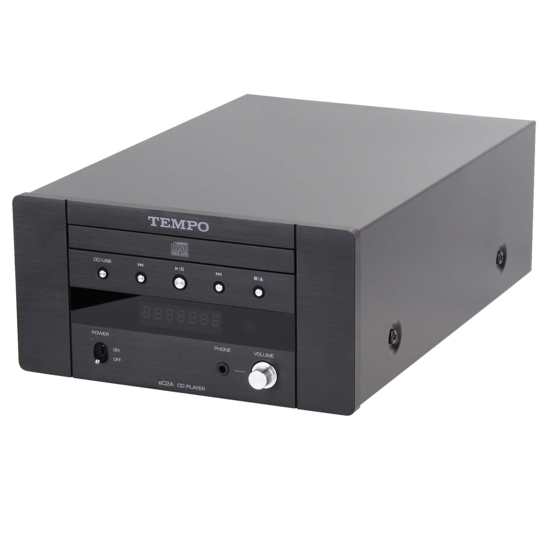 tempo ec2a lecteur cd dac usb es9023 amplificateur casque audiophonics. Black Bedroom Furniture Sets. Home Design Ideas