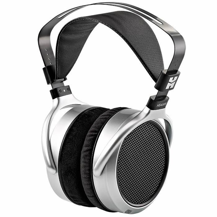 HIFIMAN HE400S Casque Audiophile Haute sensibilité 98 db