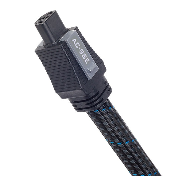 PANGEA AC-9SE MKII (US) Câble secteur triple Blindage OFC / Cardas 3x10.5mm² 2m