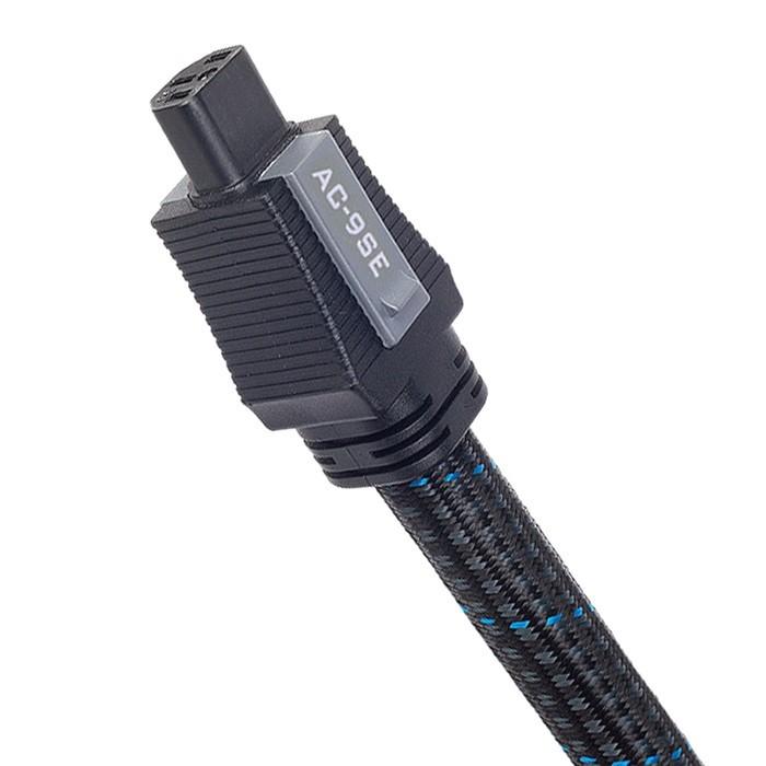 PANGEA AC-9SE MKII (US) Câble secteur triple Blindage OFC/Cardas 3x10.5mm² 2m