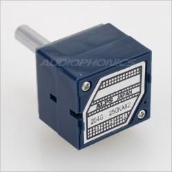 Potentiomètre ALPS stéréo RK27 haute qualité 250 Kohm