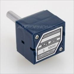 Potentiometer ALPS stereo RK27 high quality 50 Kohm