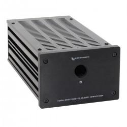 Audiophonics GX183 RCA Custom chassis DIY Black