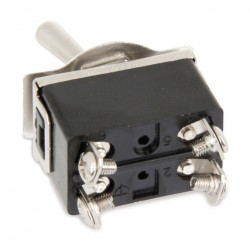 Aviation type Toggle Switch 2 pin 250V 10A