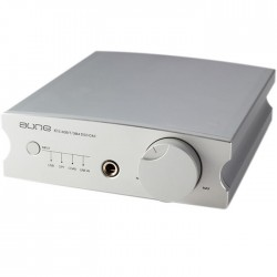 AUNE X1s 32Bit / 384kHz DSD128 MINI DAC / Headphone Amplifier Silver