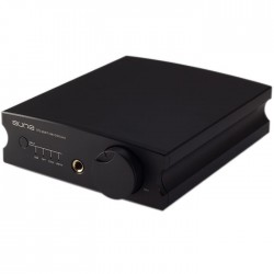 AUNE X1s 32Bit / 384KHz DSD128 MINI DAC / Amplificateur Casque Black