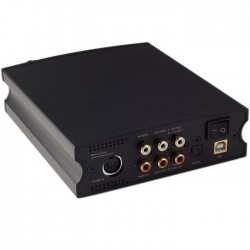 Aune X1S 32BIT/384 DSD128 MINI DAC / Amplificateur Casque Black