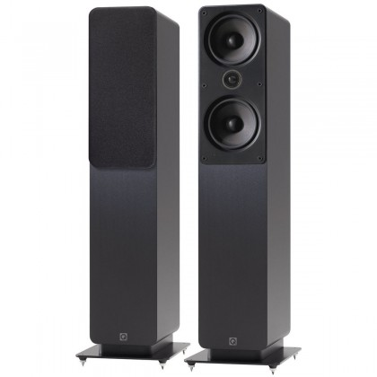 Q acoustics 3050 Speakers Graphite Black (pair)