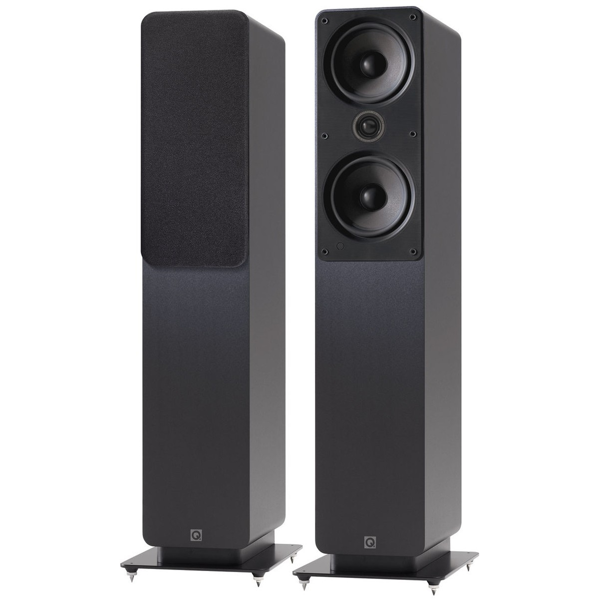 Q acoustics 2050i Speakers Graphite Black (pair)