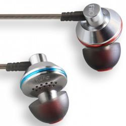 FIIO EX1 écouteurs intra auriculaires Diaphragme Titane16 Ohms