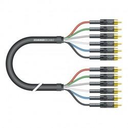 HICON 5.1 câble de modulation multicanal (5.1) 100 cm