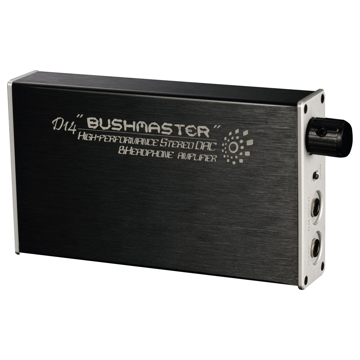 Ibasso D14 BUSHMASTER Headphone Amplifier / USB DAC ES9018K2M 32bit/384kHz DSD