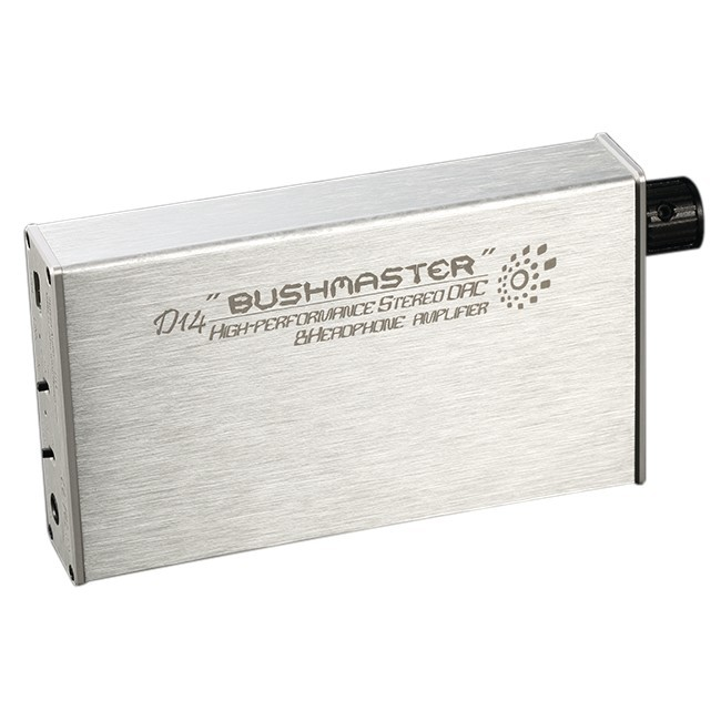 Ibasso D14 BUSHMASTER Amplificateur casque / DAC USB ES9018K2M 32bit/384kHz DSD