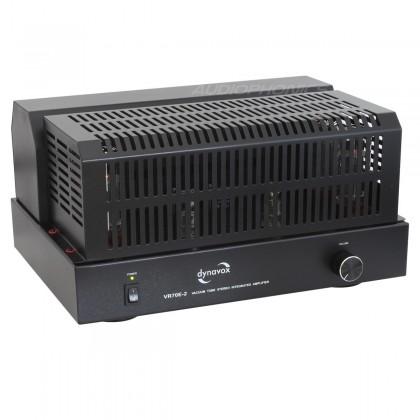 Dynavox VR-70E II Vacuum tube Amplifier 2x40W
