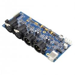 MiniDSP AN-FP Module DAC / ADC CS4272 24bit 192kHz I2S / XLR / USB