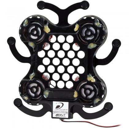DAYTON AUDIO DAEX9CT-4 Mini Haut-parleur Exciter large bande Ø 9mm 0.5W 4 Ohm