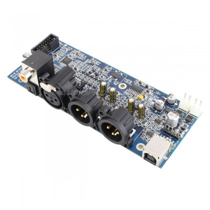 MiniDSP DA-FP DIY Module DAC ES9023 SRC4382 SPDIF vers I2S & I2S vers Analogique